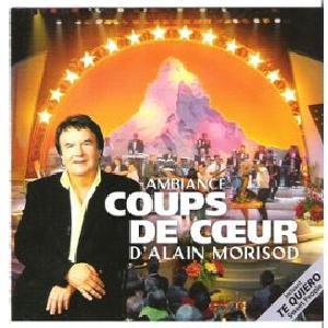 Format cd - Les coups de coeur alain morisod ...