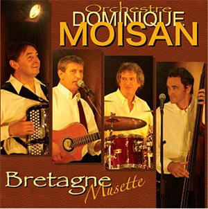 dominique Moisan : Bretagne Musette